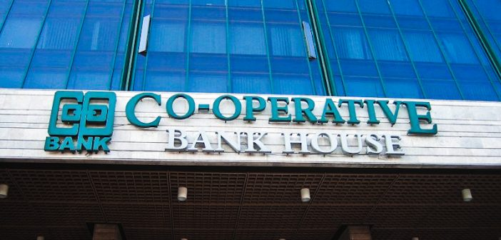 CO-OPERATIVE BANK NAMED THE BEST BANK IN KENYA THIS YEAR