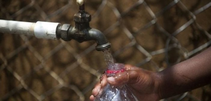 MIGORI TOWN AND ISEBANIA RESIDENTS TO BENEFIT FROM PIPED WATER.
