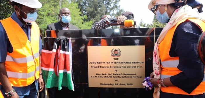 My pledge on stadiums will be achieved, President Kenyatta