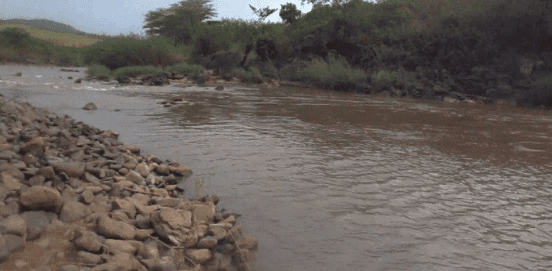 TWO CHILDREN DROWNED IN RIVER KUJA IN ORIA VILLAGE