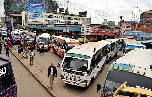 Relocation of PSVs from Nairobi CBD postponed to end of January