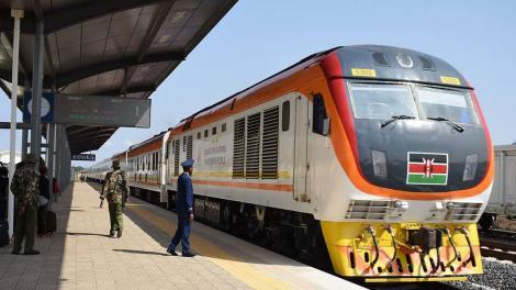 New Kenya Railway passenger terminal in Kisumu