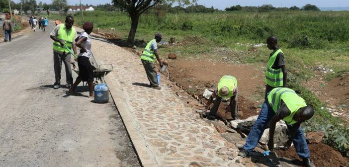 No new projects in Kisumu