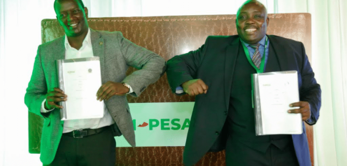 Safaricom and HELB launch student loans' smart mobile payment solution