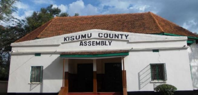 Kisumu Assembly returns draft valuation roll to the executive