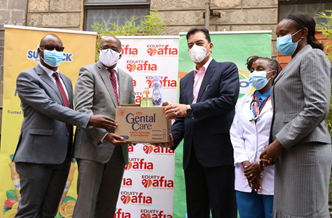 EQUITY AFIA PARTNERS WITH BIDCO AFRICA IN SUPPORT OF EXPECTANT AND LACTATING MOTHERS