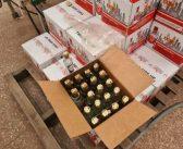 KRA seizes illicit liquor worth KShs.1.4 million in crackdowns