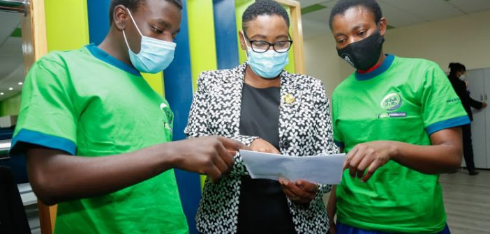 TOP 50 STUDENTS TO JOIN KCB FOUNDATION APPRENTICE PROGRAMME