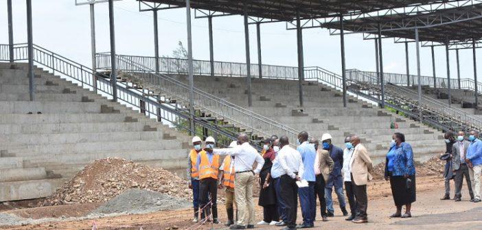 Madaraka Day celebrations in Kisumu